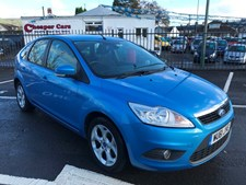 Ford Focus 1.6TDCi (109ps) DPF Sport Hatchback 5d 1560cc