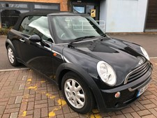 MINI One 1.6 One (Salt) Convertible 2d 1598cc