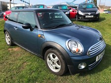 MINI One 1.6TD (110bhp) Cooper D Hatchback 3d 1560cc