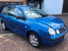 Volkswagen Polo 1.2 Twist Hatchback 3d 1198cc