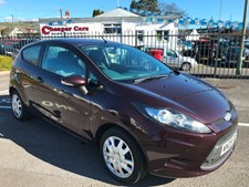 Ford Fiesta 1.4TDCi Style Hatchback 3d 1399cc