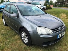 Volkswagen Golf 1.9TDI (105PS) Match Hatchback 5d 1896cc