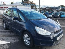 Ford S-MAX 2.0 (145ps) Edge MPV 5d 1999cc